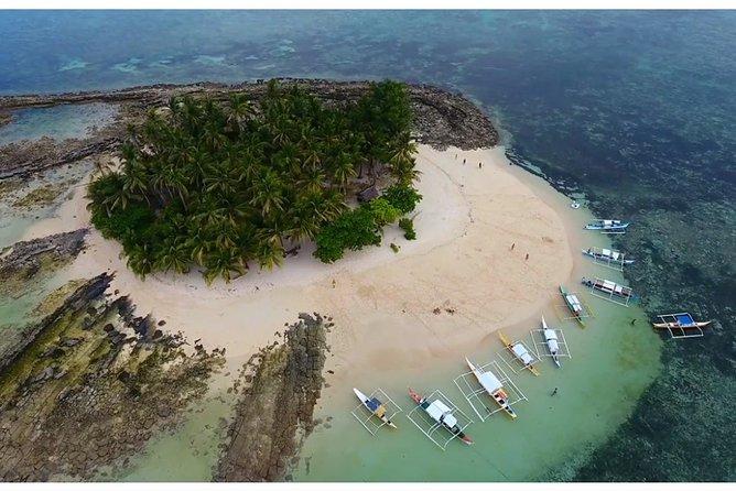 Siargao 3 Island hopping + Mam On Island