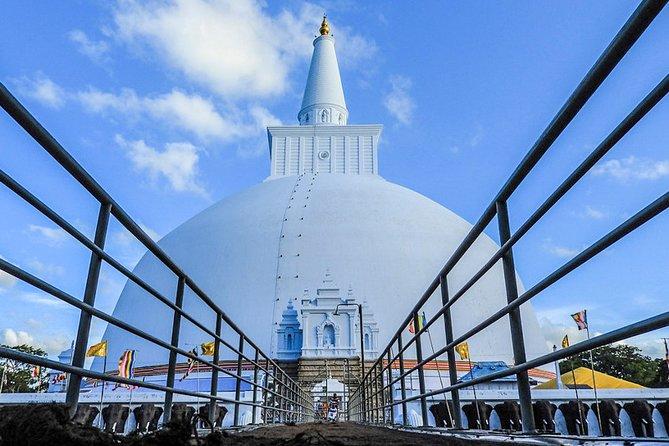Day Trip to the Sacred City of Anuradhapura