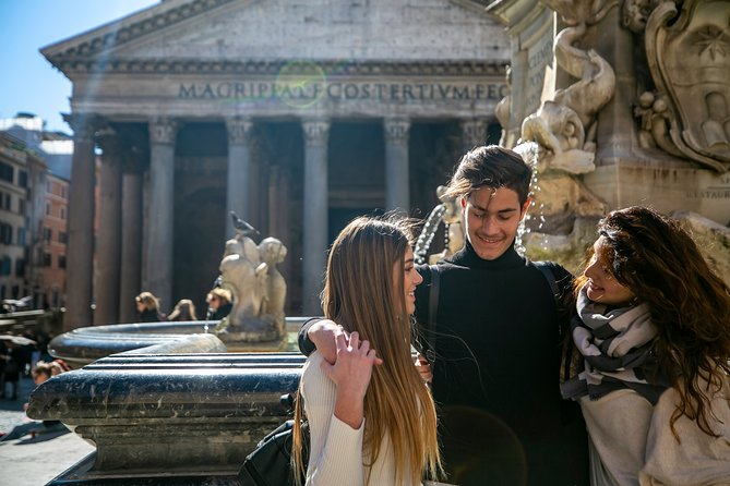 Walking Tour of Rome City Center Highlights & Must-See Sites with Private Guide