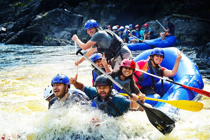 Kithulgala White Water Rafting – A rush of Adrenaline