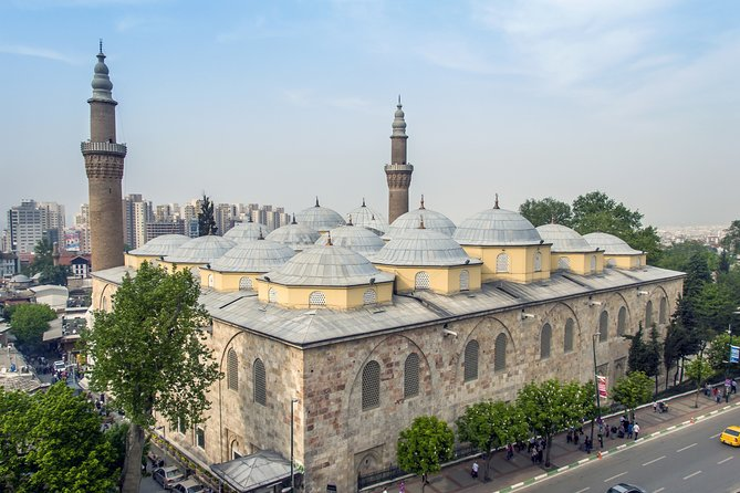 The best of Bursa walking tour