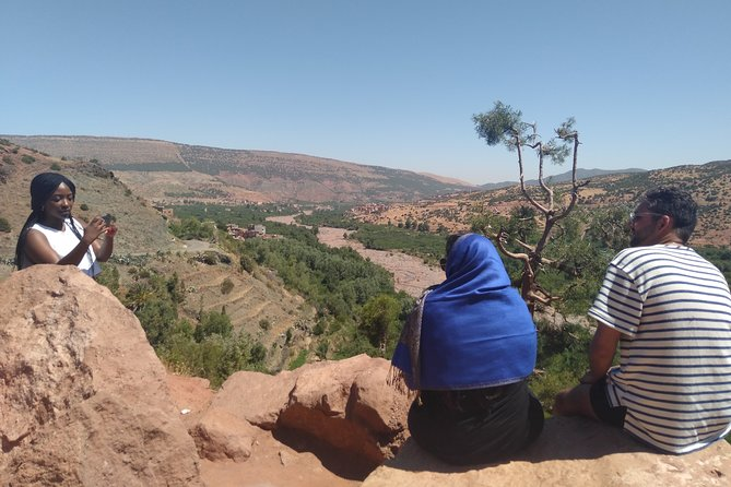 Luxury private day trip to Atlas Mountains & home-cooked lunch