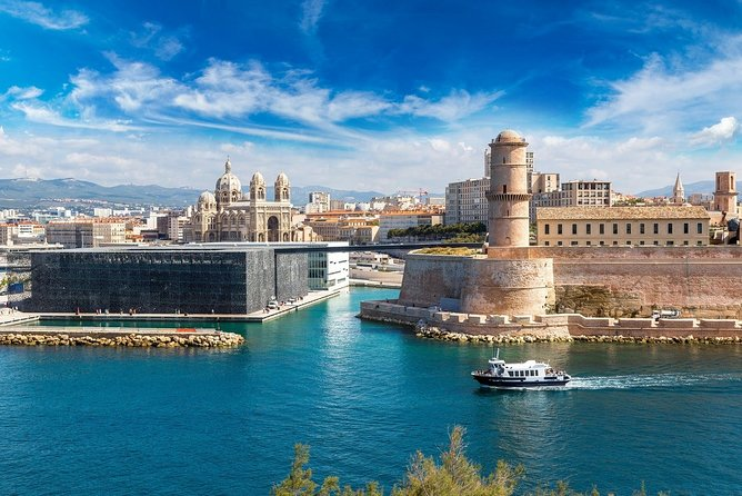 Welcome to Marseille Full Day private tour