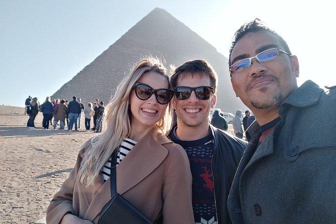 full-day Giza pyramids ,sphinx ,Coptic Cairo church&Islamic Cairo citadel mosque