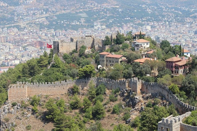 The best of Alanya walking tour