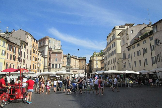 Classical Rome - Walking tour for families with children with interactive game kit