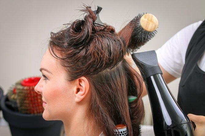 Hair Wash & Blow Dry (Women)