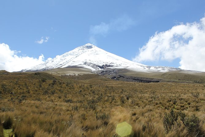 Exploring Baños and Cotopaxi Volcano in 2 Days / 1 Night