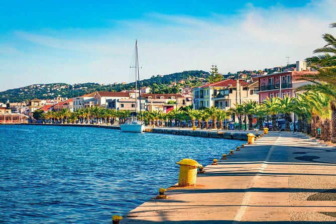 Highlights of Kefalonia private sightseeing tour