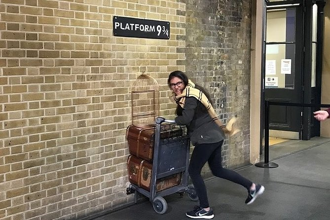 Harry Potter's London Feat. Harry Potter Movie Locations