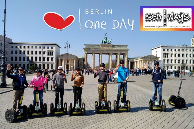 Segway Tours Berlin Wall - Private Group