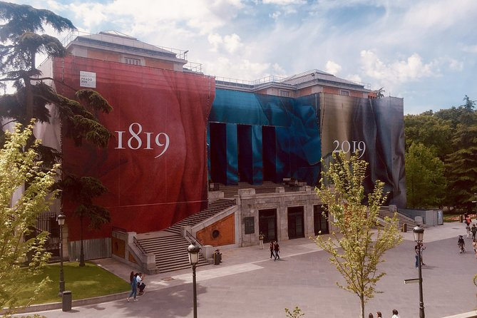 Museo del Prado: tickets and private guided tour of the Prado museum