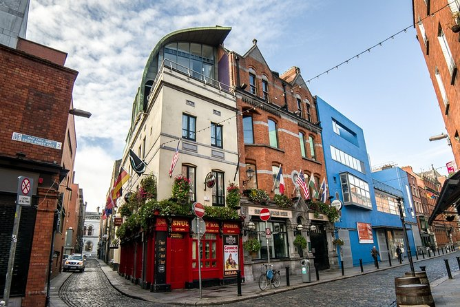 Dublin city throug the ages full day private tour