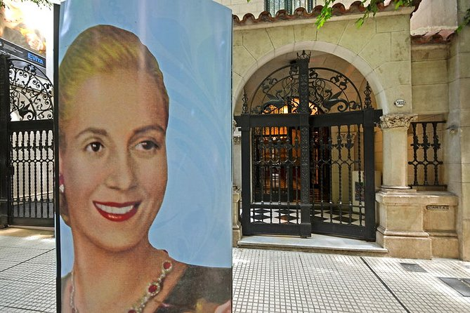 Private Tour Discovering Evita and The Peronism in Buenos Aires