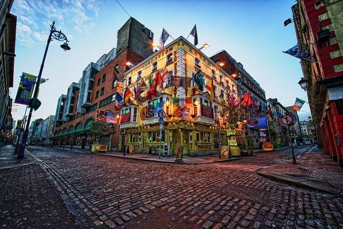 Secrets of Dublin private walking tour