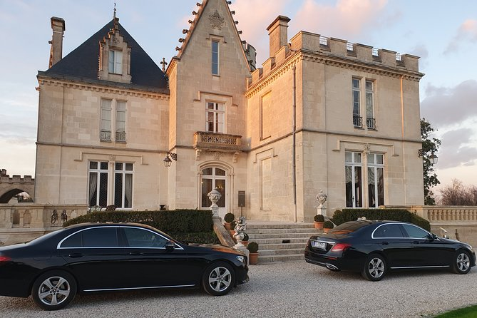 Private Transfer from Bordeaux to Arcachon