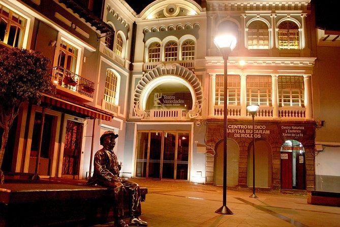 Romantic tour in Quito