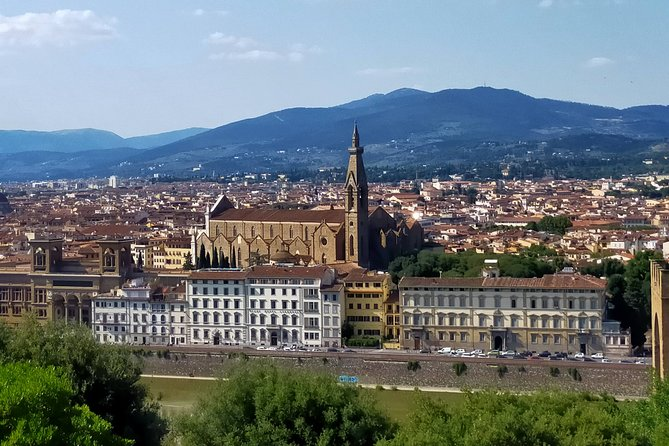 Private Tour: Treasures of Florence Half-Day Walking Tour