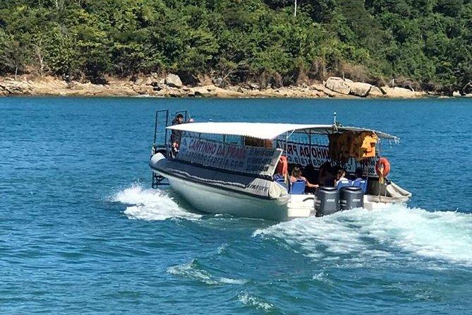 Transfer Ilha Grande (Vila do Abraão) x Paraty