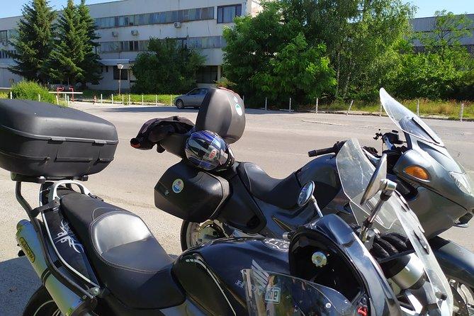 Motorcycle day tour to Rila monastery