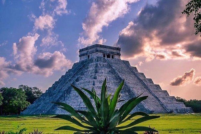 Chichen Itza mayan adventure