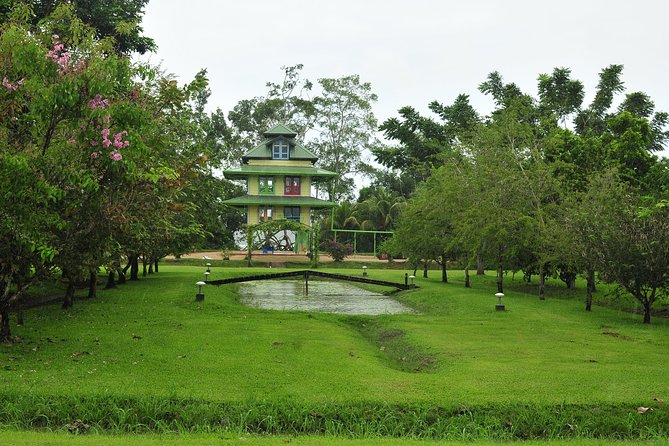 Full-Day Guided Commewijne Plantation Tour by Car