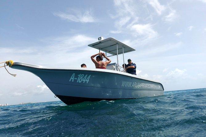 Aruba Private Charters Scuba diving