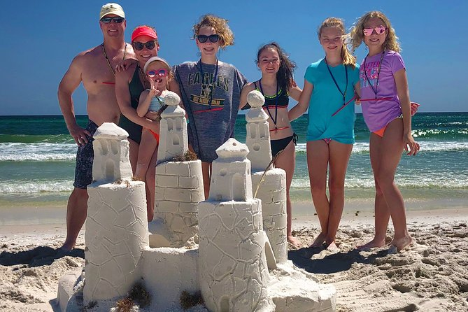 SandCastle Lessons - Sand Castle Building