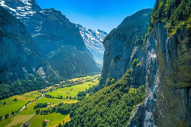 Best of Bernese Oberland Tour from Zurich