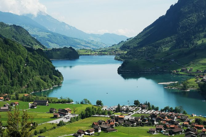 Best of Bernese Oberland Tour from Zurich