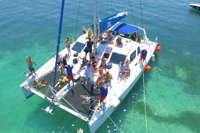 Catamaran Tour from Cancun to Isla Mujeres