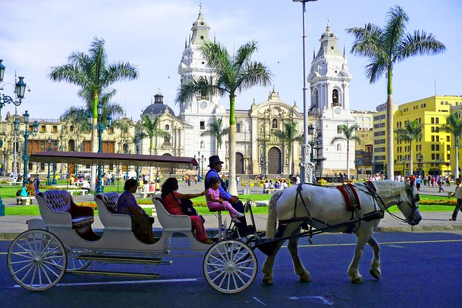 Lima City tour – Dinner & Magic Fountains Park