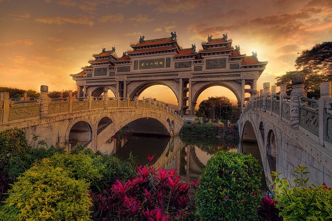 Romantic Tour in Guangzhou-Foshan