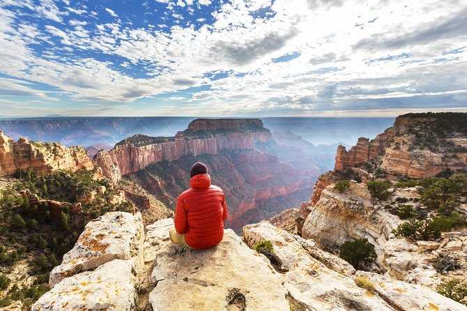 Grand Canyon: 3-in-1 Grand Circle Full Day Tour from Las Vegas
