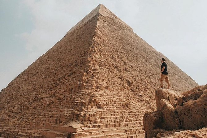 Private Day Tour To Giza Pyramids, Memphis City, Dahshur And Sakkara Pyramids