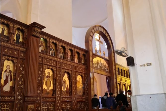 Private Tour to Wadi El Natroun Monastery from Cairo