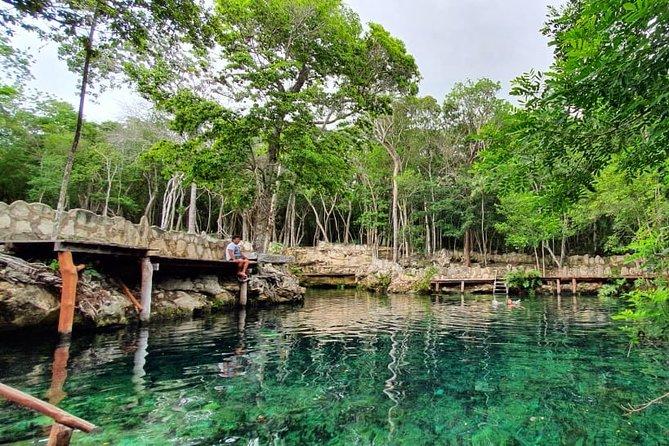 Visit 4 Cenotes at Casa Tortuga