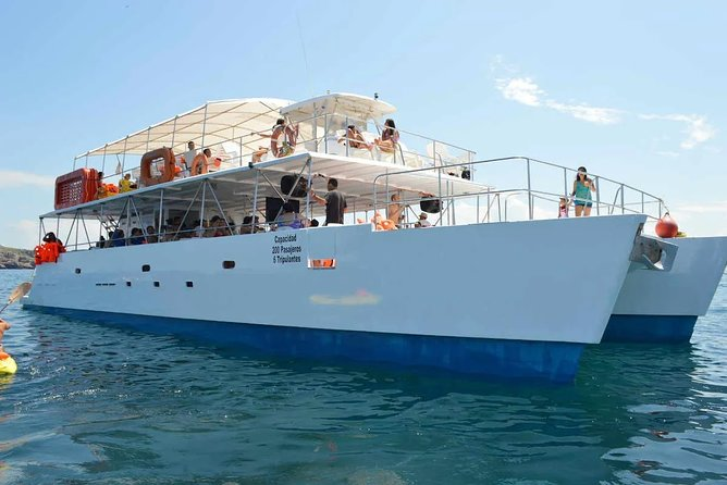 Catamaran On Islas Marietas - With Open Bar