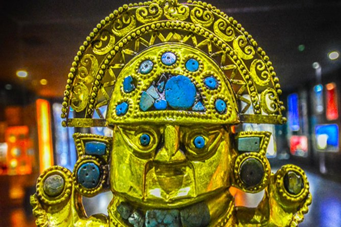 #1 The Gold Museum & Lima City tour (Small Group)