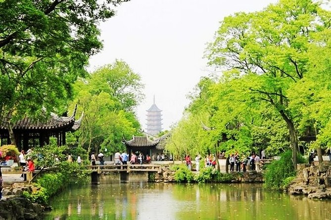 Suzhou Self-Guided Tour with Private Car and Driver Service