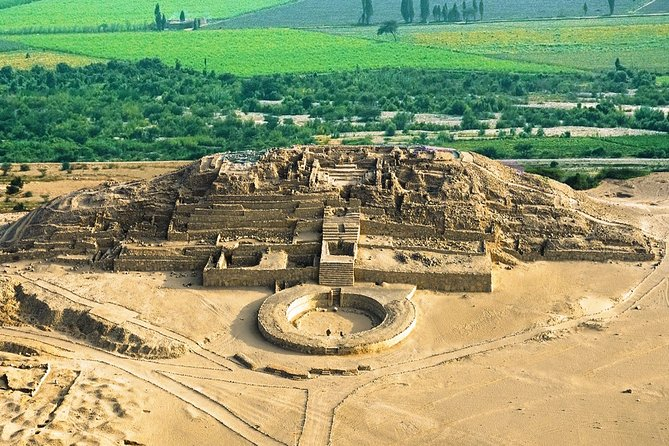 #1 CARAL Old Archaeologic site - from Lima (Small Group)