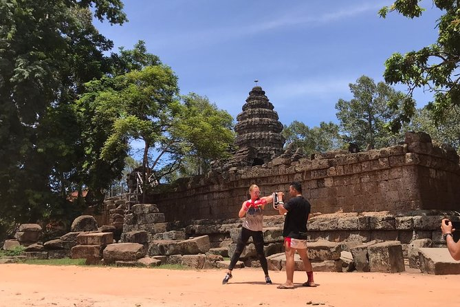 Kun Khmer Cambodian Countryside Tour