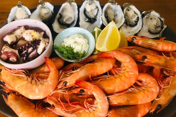 Adelaide Seafood and Wine Safari
