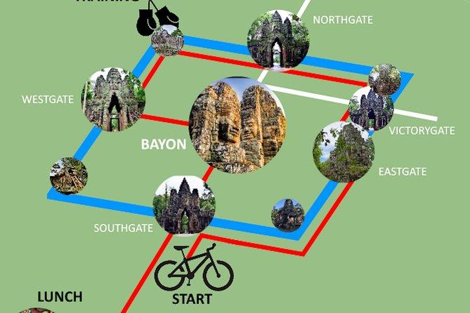 Kun Khmer – Angkor Thom Tour
