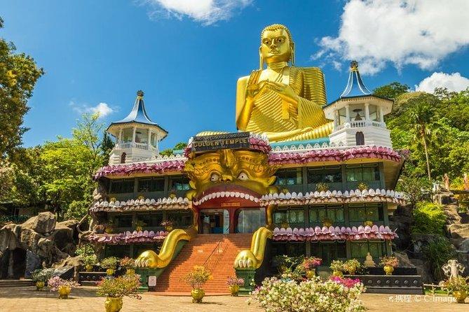 1 Day Tour to Sigiriya & Dambulla