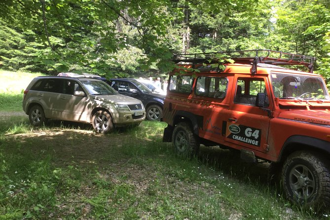 Jeep Safari daily tour