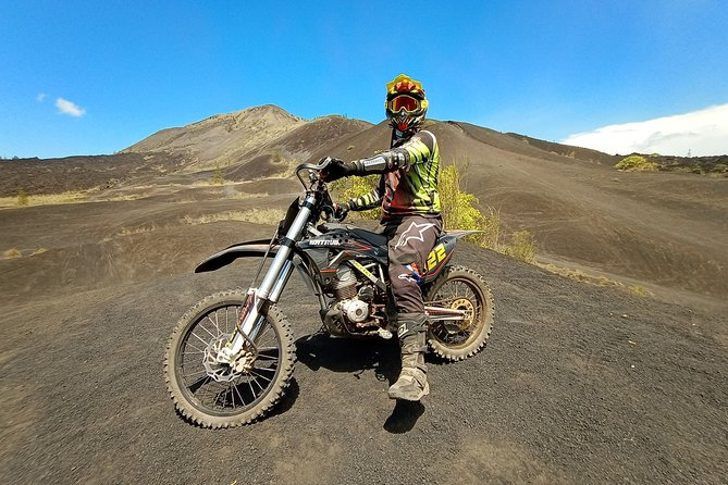 Balaji Dirtbike Enduro Jungle and Black Lava Tour