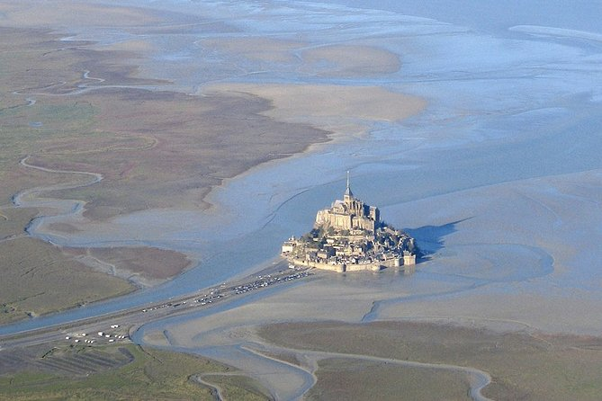 Visit Mt. St. Michel, D-Day Beaches & Lisieux: PRIVATE CAR 3-Day Tour from Paris