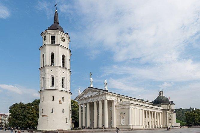 Vilnius Self-Guided Audio Tour