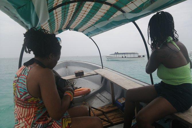 Mnemba Island (Atoll) half Day Tour